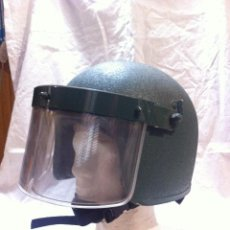 Militaria: CASCO DE INTERVENCIÓN DE LA GUARDIA CIVIL AÑOS 90.. Lote 115334123