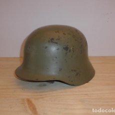 Militaria: ANTIGUO CASCO MILITAR ESPAÑOL Z-42/79, ORIGINAL.. Lote 162984248
