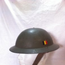 Militaria: CASCO BELGA Mº MK II, FABRICACION FN DESDE 1949.. Lote 118661871
