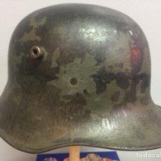 Militaria: CASCO ALEMAN MODELO 1917 SIN INTERIOR IGM/IIGM ORIGINAL. Lote 119415072