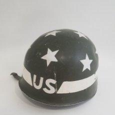 Militaria: CASCO ESTADOUNIDENSE. Lote 120416507