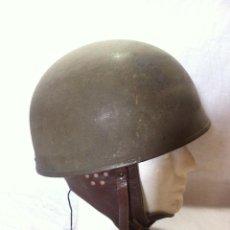 Militaria: CASCO INGLES MOTORISTA, II GUERRA MUNDIAL (1942). Lote 120839815
