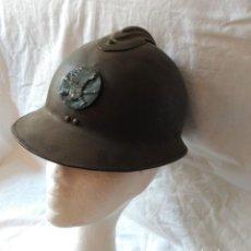 Militaria: CASCO FRANCÉS ADRIAN MOD. 1926. DE ARTILLERÍA.. Lote 123038235