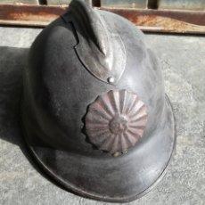 Militaria: CASCO MODELO 26 CON CHAPA, 57-1. Lote 25729989