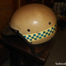 Militaria: CASCO CREO POLICIA MUNICIPAL. Lote 128778331