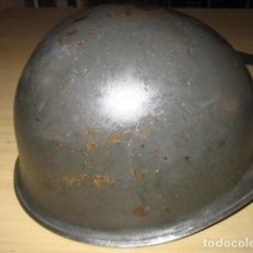 Militaria: CASCO Y SOTACASCO MILITAR AUSTRIACO M-75 ORIGINAL.. Lote 128910383
