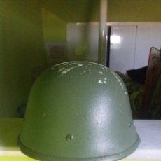 Militaria: CASCO YUGOSLAVO M 89. Lote 130479392