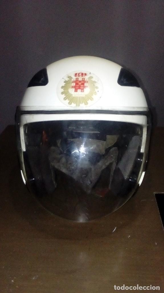 CASCO POLICÍA DE MURCIA (Militar - Cascos Militares )