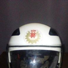 Militaria: CASCO POLICÍA DE MURCIA . Lote 130803508