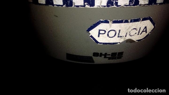 Militaria: Casco policía de Murcia - Foto 4 - 130803508