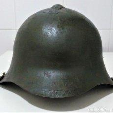 Militaria: CASCO RUSO SSH36, ORIGINAL. GUERRA CIVIL ESPAÑOLA.. Lote 131012820