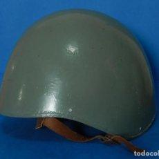 Militaria: MARINA GUERRA ESPAÑOLA. CASCO AMERICANO MK2 TALKER / MODIFICADO AÑOS 75 / 85.. Lote 132110762