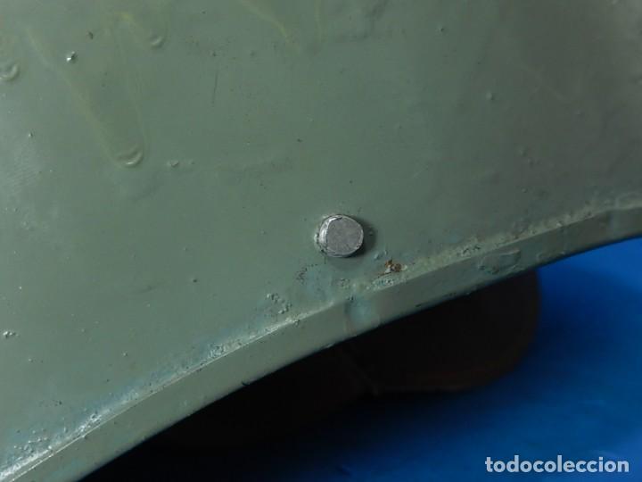 Militaria: Marina Guerra Española. Casco Americano MK2 Talker / Modificado años 75 / 85. - Foto 12 - 132110762