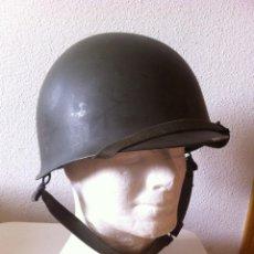 Militaria: HOLANDA, CASCO Mº53 OTAN, FABRICADO EN LOS AÑOS 50.. Lote 132484602