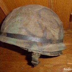 Militaria: CASCO AMERICANO M1 VIETNAM. Lote 132714151