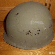Militaria: LINER AMERICANO CASCO M1. Lote 133370810