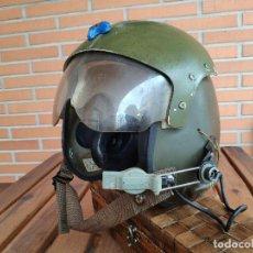 Militaria: CASCO PILOTO HELICÓPTEROS GENTEX GUERRA DE VIETNAM. Lote 133544702