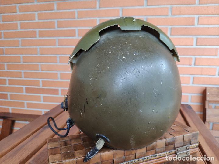 Militaria: Casco piloto helicópteros Gentex guerra de Vietnam - Foto 5 - 133544702