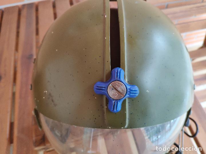 Militaria: Casco piloto helicópteros Gentex guerra de Vietnam - Foto 11 - 133544702