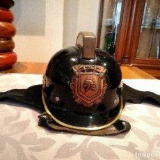 Militaria: CASCO DE BOMBEROS HOLANDES . Lote 133559786