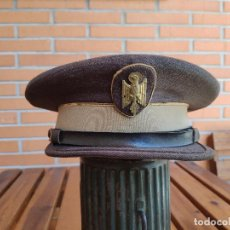 Militaria: GORRA POLICÍA NACIONAL POLICÍA ARMADA. Lote 136368374