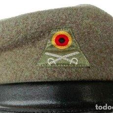 Militaria: RFA- CASCO-CHICHONERA DE BLINDADOS. Lote 137423954