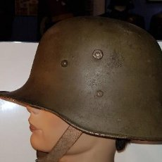 Militaria: CASCO AUSTRIA 1917. Lote 140025454