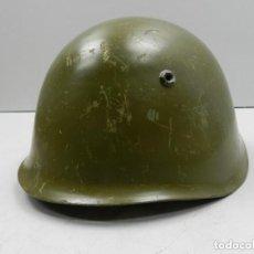 Militaria: ANTIGUO CASCO MODELO ITALIANO FABRICADO PARA BULGARIA SEGUNDA GUERRA MUNDIAL. Lote 140473086