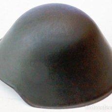 Militaria: RDA,CASCO METÁLICO M76. Lote 142218698