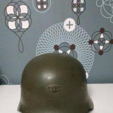 Militaria: CASCO ESPAÑOL Z42, PRIMER MODELO. Lote 144669802