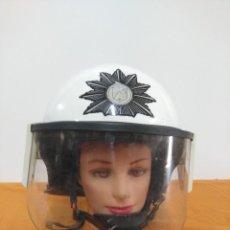 Militaria: CASCO ANTIDISTURBIOS POLICIA ALEMANIA. Lote 147594558