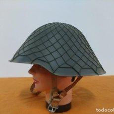 Militaria: DDR. REPÚBLICA DEMOCRÁTICA ALEMANA. CASCO MODELO 1956. NVA -RDA. Lote 171498814