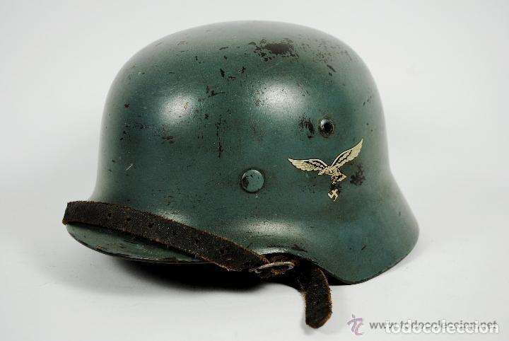 CASCO ALEMAN DE LA II GUERRA MUNDIAL (Militar - Cascos Militares )