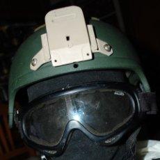 Militaria: CASCO DE AIRSOFT.BUENA CALIDAD. Lote 151357866