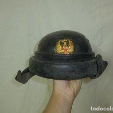Militaria: ANTIGUO CASCO DE TANQUISTA O CARRISTA ESPAÑOL. Lote 151420434
