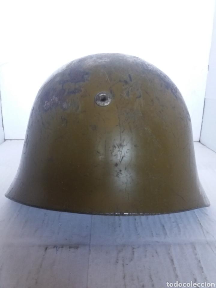 CASCO MILITAR BÚLGARO (Militar - Cascos Militares )