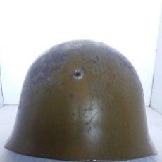Militaria: CASCO MILITAR BÚLGARO. Lote 151850845