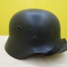 Military: CASCO ALEMAN DE LA II GUERRA MUNDIAL. Lote 152034038