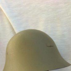 Militaria: CASCO ESPAÑOL M-38 AZAÑA. Lote 152753418