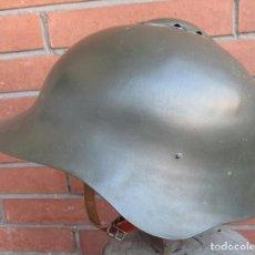 Militaria: CASCO RUSO SSH-36, BRIGADAS INTERNACIONALES, EJERCITO POPULAR REPUBLICANO, GUERRA CIVIL ESPAÑOLA. Lote 153248926