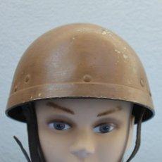 Militaria: CASCO FRANCES CARRISTA 1958 TANQUISTA. Lote 154487822
