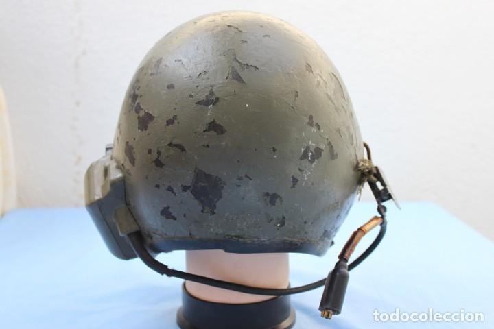 Militaria: CASCO CARRISTA AMERICANO VIETNAM TANQUISTA - Foto 6 - 154488694