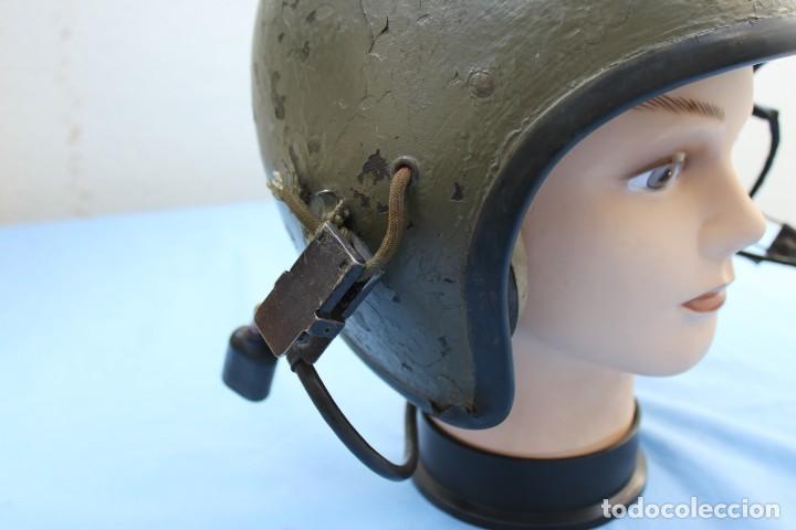 Militaria: CASCO CARRISTA AMERICANO VIETNAM TANQUISTA - Foto 7 - 154488694