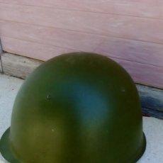 Militaria: CASCO RUSO CON INTERIOR.. Lote 154540278