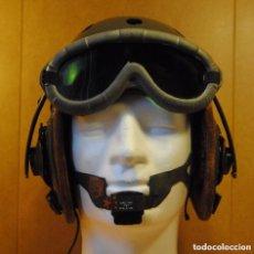 Militaria: CASCO DE TANQUISTA USA WW2. Lote 154862050