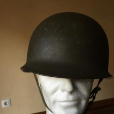 Militaria: CASCO ALEMANIA FEDERAL FJ 58. Lote 156741218