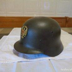Militaria: ANTIGUO CASCO EJERCITO ESPAÑOL Z45. Lote 159038438