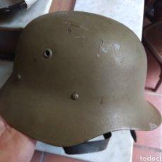 Militaria: CASCO MILITAR Z 45 DE CARTÓN. Lote 160286364