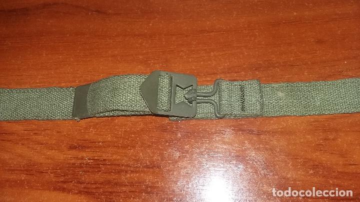 Militaria: Barbuquejo casco M1 americano - Foto 2 - 161354666