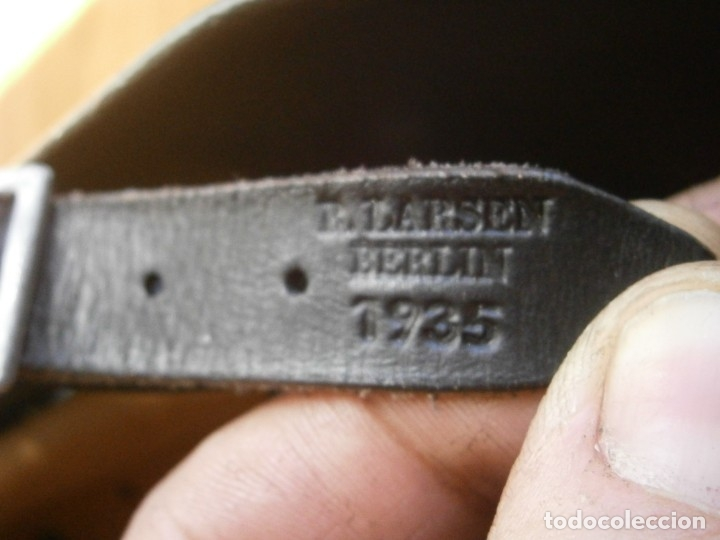 Militaria: casco alemán m-35 - Foto 4 - 161447334